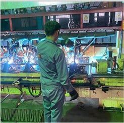 Wellmade Scaffold Auto Production Line