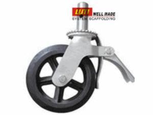 8 inch Scaffolding Wheels Rubber