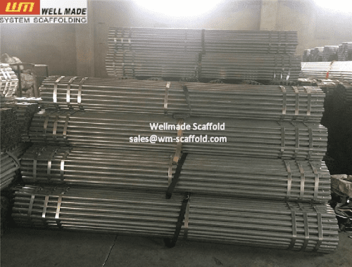 Steel Round Pipe for Euro Form System