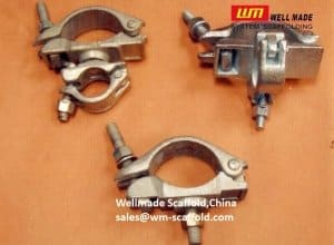 89mm Scaffolding Clamps to USA New York City Wellmade China