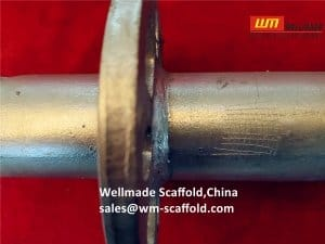 Scaffolding Equipment Surface Adhere Test in wellmade China