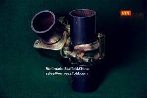 JIS Standard Pressed Steel Scaffolding Swivel Clamp Wellmade China