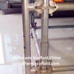 Pin Lock Scaffold Leg Lock