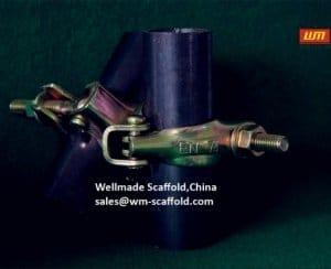 Wellmade Scaffolding Swivel Coupler Pressed Steel Type