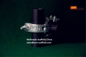 BS1139 Forged Type Scaffolding Clamp Swivel Coupler