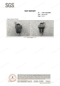 Scaffold Beam Clamp Test Report Gravlock Girder Coupler Wellmade