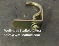 toe board clamp scaffolding