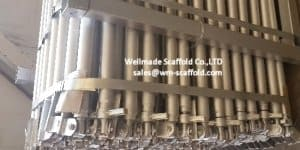 Push Pull Props Steel Acrow Formwork Support 6