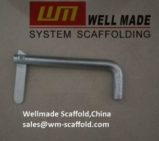 Scaffolding frame Gravity Pin
