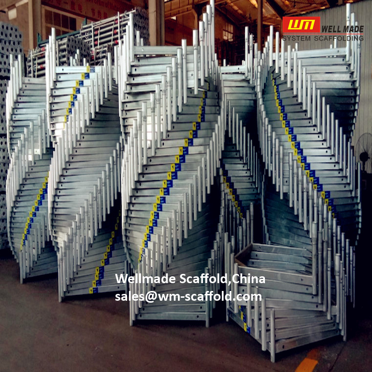 scaffold rack steel pallet racking system
