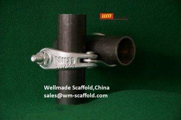 Scaffolding Clamp Putlog Coupler Wellmade China