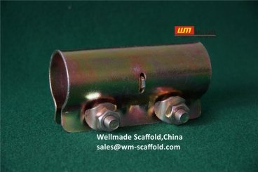 Scaffolding Clamp Sleeve Coupler In Wellmade China