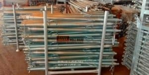 Push Pull Props Steel Acrow Formwork Support 1