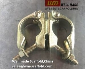 Wellmade Scaffolding Swivel Coupler Forged Type