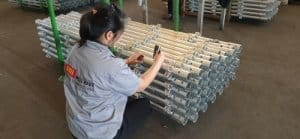 Scaffolding Euiqpment Manufacture Work Shop