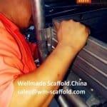 Pin Lock Scaffold Interlocking Toe Boards