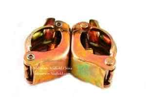 Japanese Type Scaffolding Double Swivel Clamp Swivel Coupler