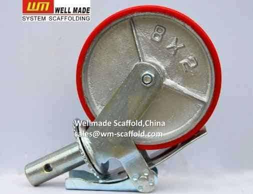 Scaffold Caster Wheels 1
