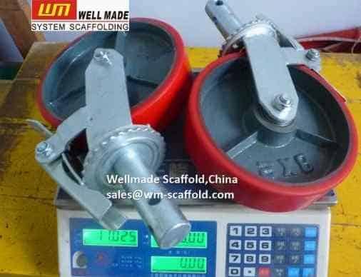 Scaffold Caster Wheels 2