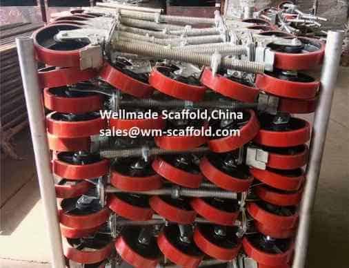 Scaffold Caster Wheels 4