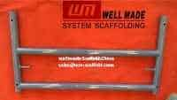 Snap on Scaffolding Box Frame for stucco and plaster construction
