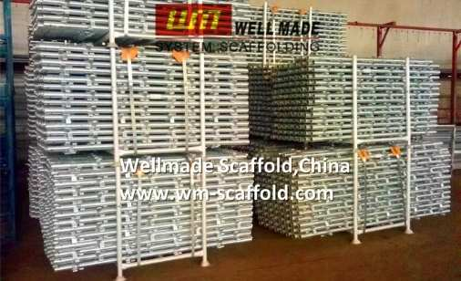 Speed Shore Scaffold Ledger Horizontal Parts 2
