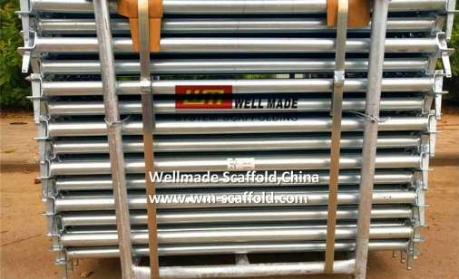 Speed Shore Scaffold Ledger Horizontal Parts