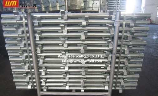 Speed Shore Scaffolding Standard Vertical Parts