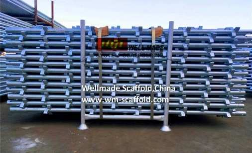 Speed Shore Scaffolding Vertical Standard 3