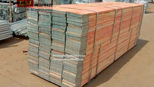 Wood Scaffold Boards Timber Planks