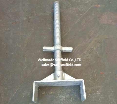 U Head Jack Scaffolding Shoring Type