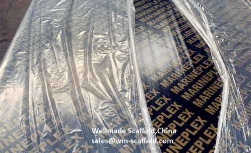 phenolic plywood film faced
