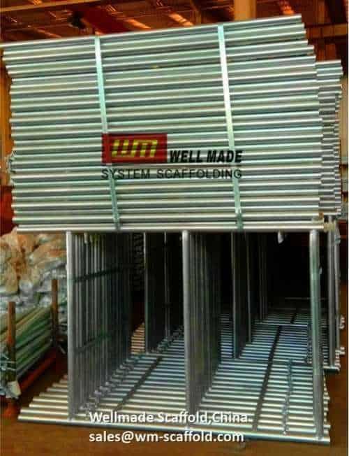 h frame scaffolding 88