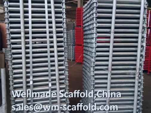 Kwikstage Scaffolding Ledger South Africa Type