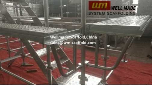 Kwikstage Scaffolding System Tower Wellmade