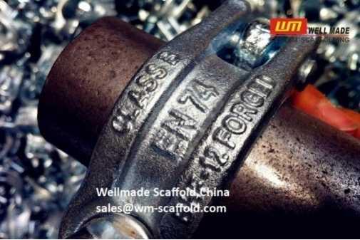 scaffolding swivel coupler bs 1139