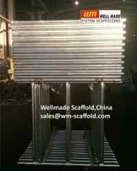 shore frame scaffolding 7