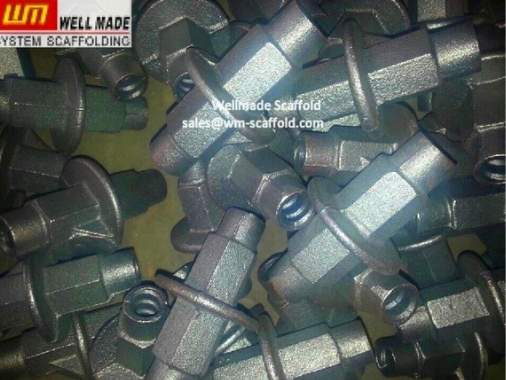 Formwork Water Stopper Barrier for Tie Rod System