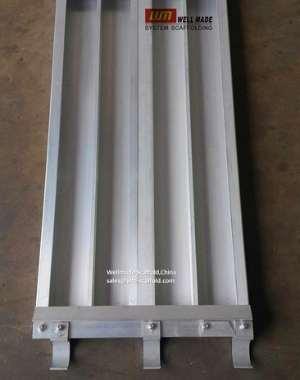Full Aluminum Plank Solid Aluminium Boards