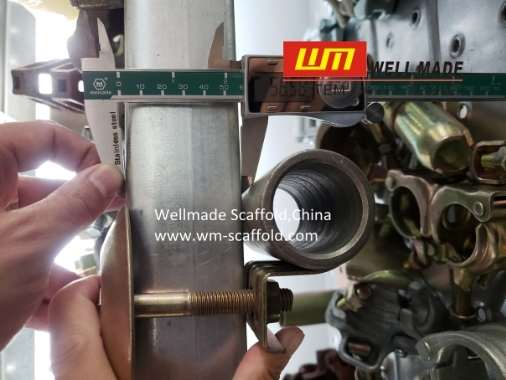 Limpet Clamp Scaffold Board Clamps