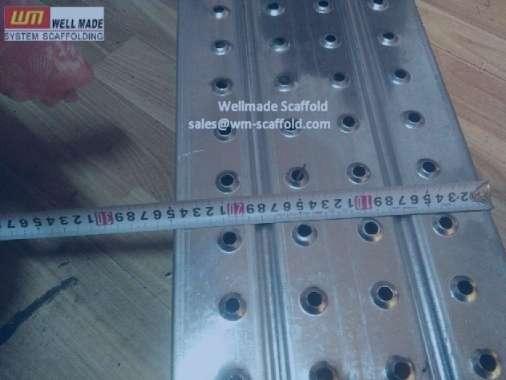 250mm Scaffold Planks