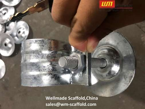 Board Clamp Scaffolding for Pipe Fitting Scaffold System