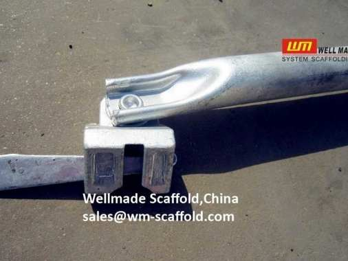 Multidirectional Scaffolding System