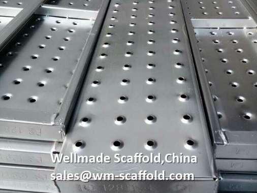 225 x 38mm scaffold board planks metal deck