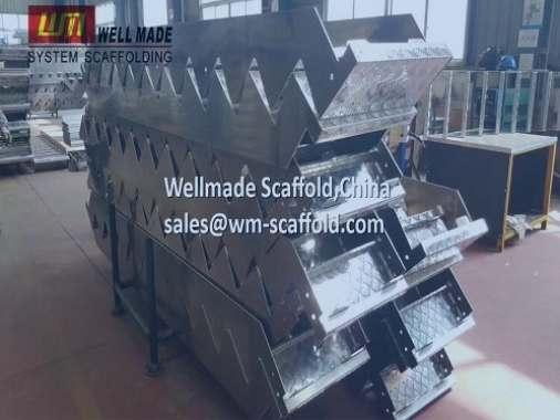 Aluminium Scaffold Stairs Type 1 for Kwikstage Australia
