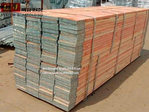 BS2482 Timber Scaffold Board