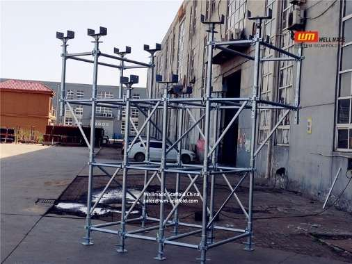 Crab 60 Shoring Scaffolding Components