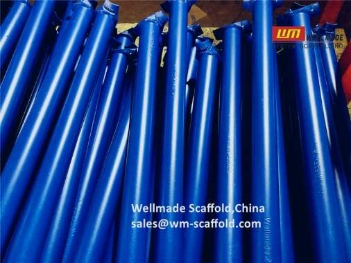 Cuplock Scaffolding Ledger horizontal parts of cup lock system