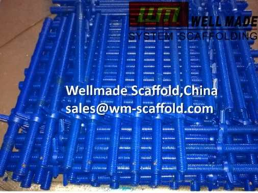 Cuplock scaffolding Universal Jack