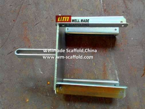 Fixed Fork Head for Concrete Formwork